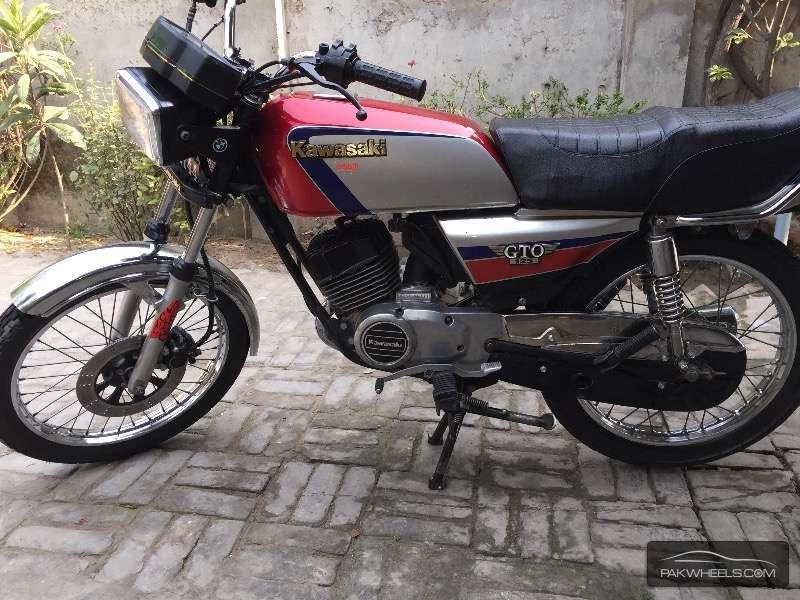 Kawasaki Gto  Parts