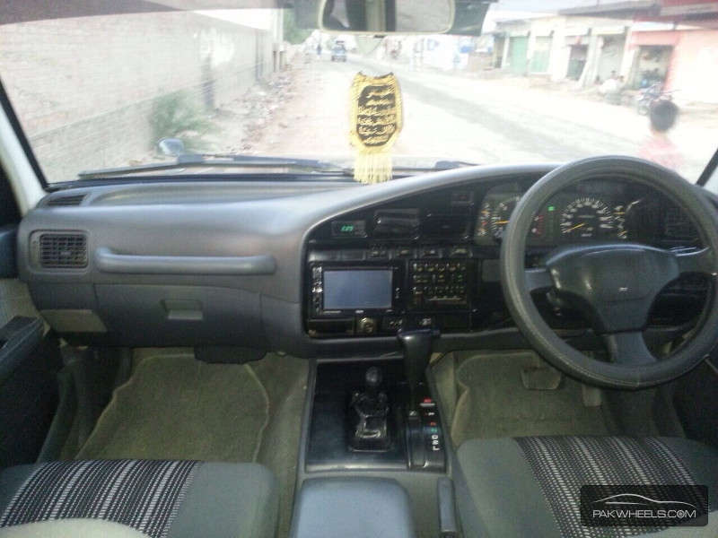 Toyota Land Cruiser VX Limited 4.2D 1995 Image-2