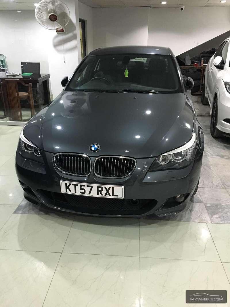 BMW M Series M5 Sedan 2008 Image-2