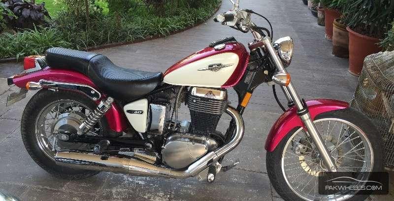 used suzuki boulevard s40 2009 bike for sale in islamabad - 146297