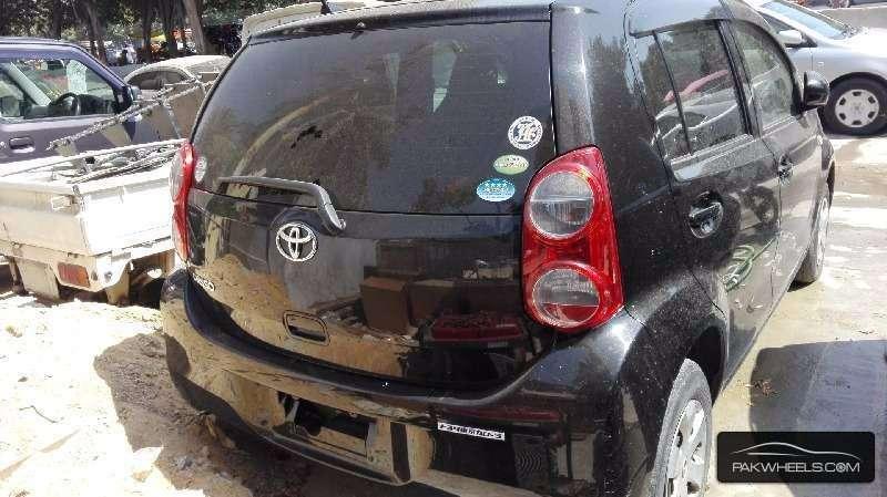 Toyota Passo + Hana 1.0 2012 Image-8
