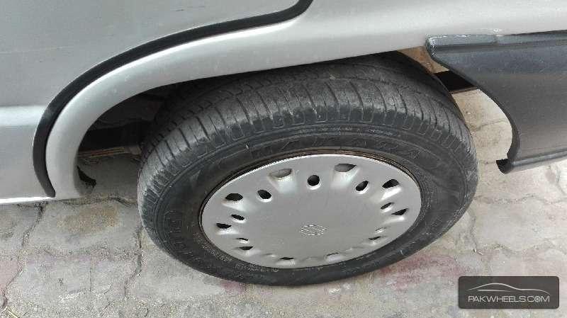 Suzuki Mehran VX (CNG) 2007 Image-4
