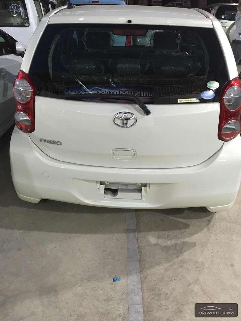 Toyota Passo X Yururi 2012 Image-7