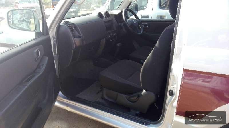Mitsubishi Pajero Mini Limited 2010 Image-4
