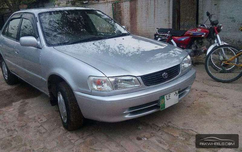 toyota corolla 2000 for sale in peshawar pakwheels. Black Bedroom Furniture Sets. Home Design Ideas