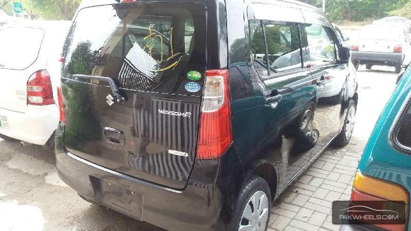 Suzuki Wagon R 2012 Image-5