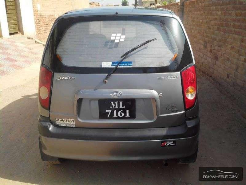 Hyundai Santro Club GV 2004 Image-11