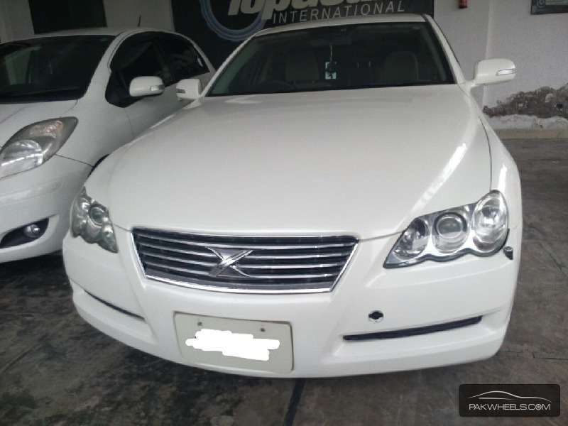 Toyota Mark X 2006 For Sale In Lahore Pakwheels