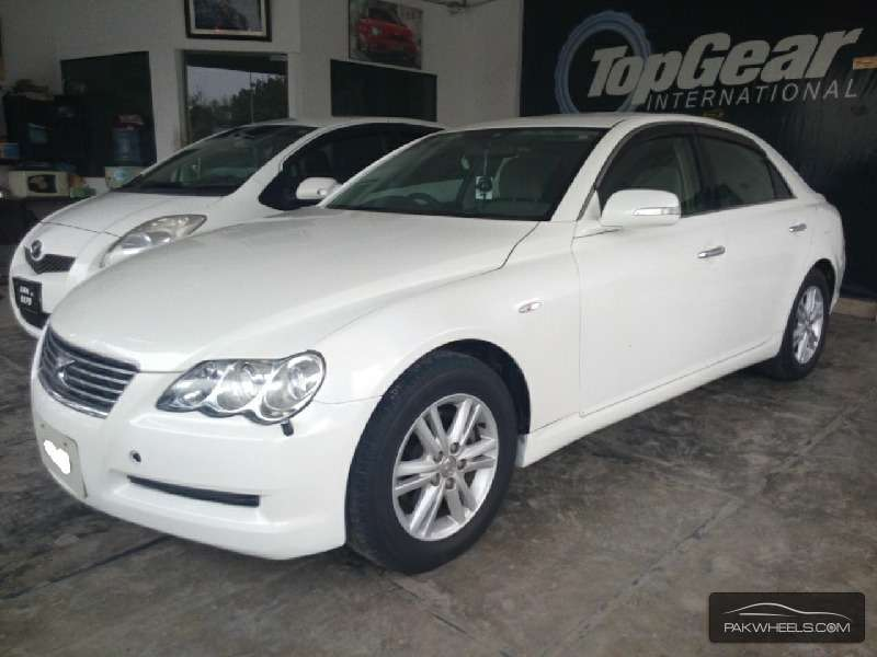 toyota mark x 2006 for sale in lahore pakwheels. Black Bedroom Furniture Sets. Home Design Ideas