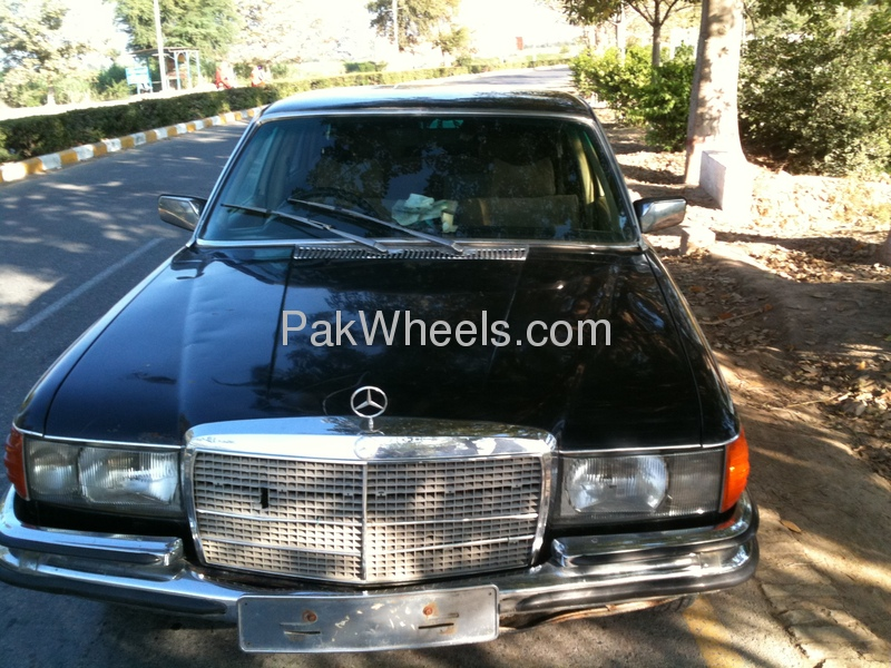 Mercedes Benz D Series 1987 Image-1