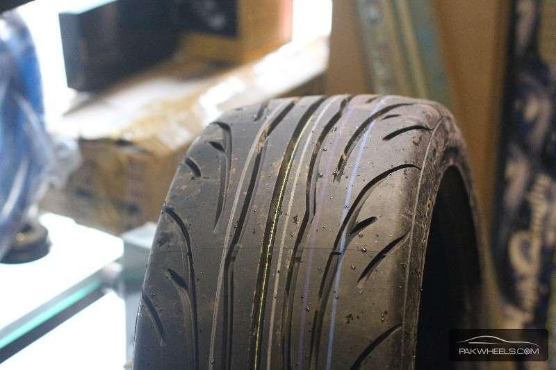 17inch nankang semi slicks Image-1
