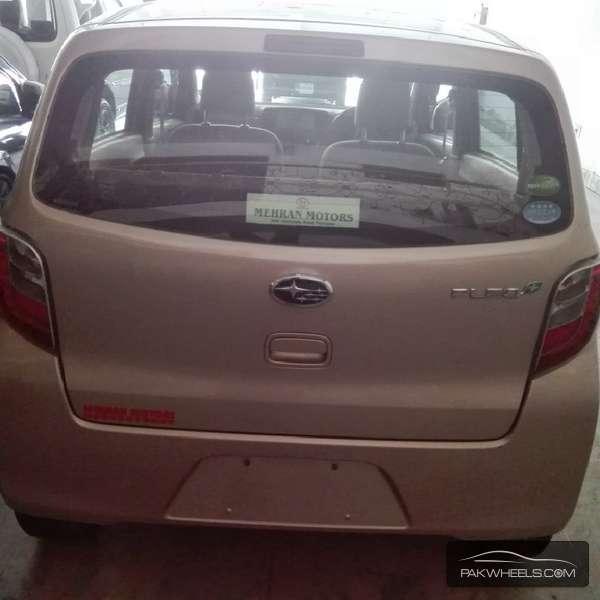 Subaru Pleo 2013 Image-3