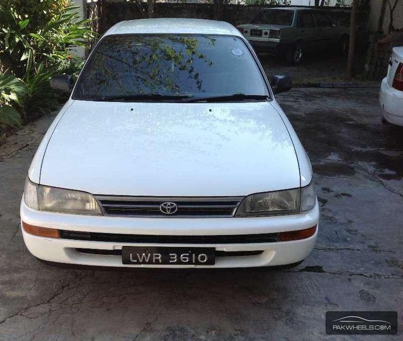 Toyota Corolla 1992 For Sale In Hari Pur