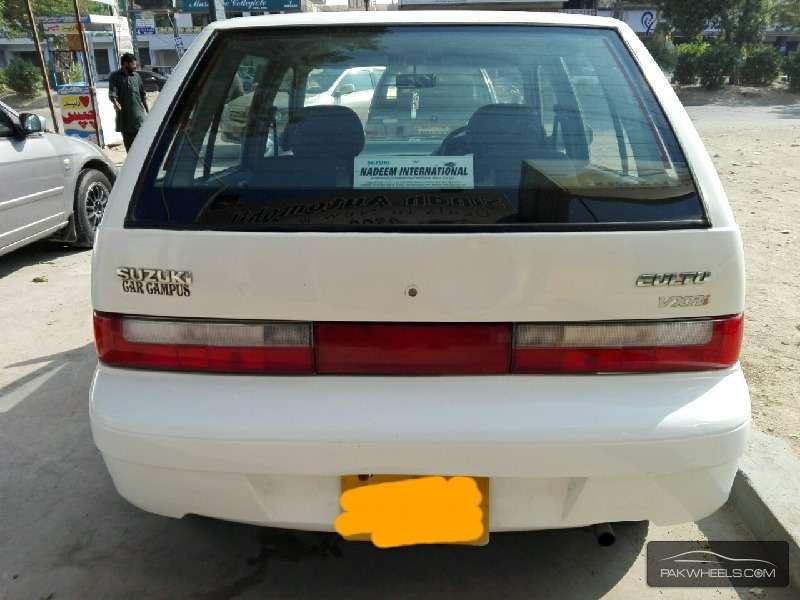 Suzuki Cultus VXRi 2008 Image-8