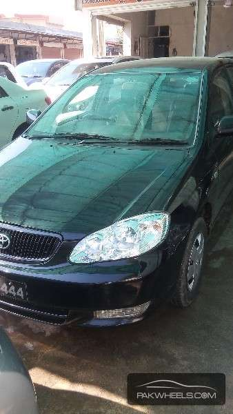 toyota corolla gli 1 3 2006 for sale in faisalabad pakwheels. Black Bedroom Furniture Sets. Home Design Ideas