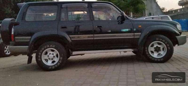 Toyota land cruiser 1996 for sale in islamabad pakwheels