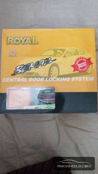 Car Central Locking Kit Price In Pakistan