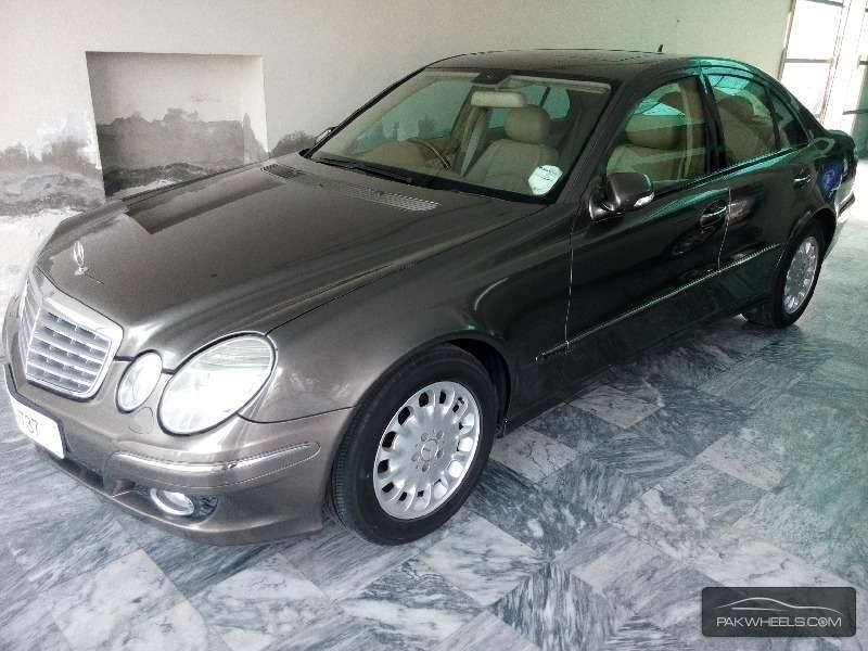 Mercedes benz e class e200 2008 for sale in gujranwala for 2008 mercedes benz e class for sale