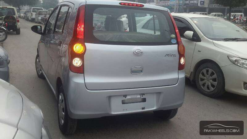 Daihatsu Mira G Smart Drive Package 2012 Image-8