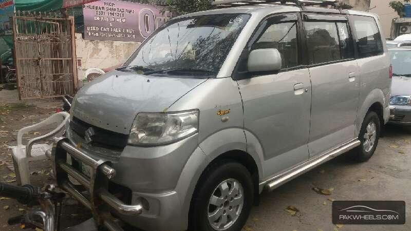Apv In Lahore - used Cars