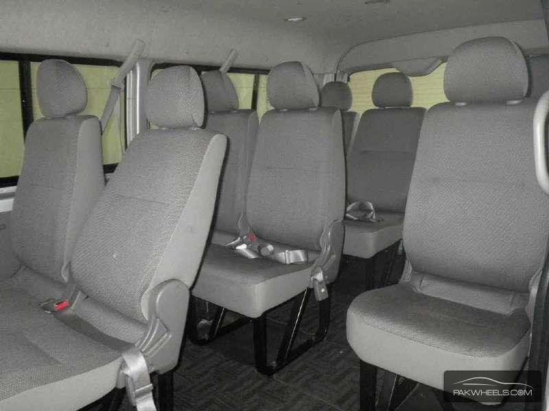 Toyota Hiace DX 2010 Image-3