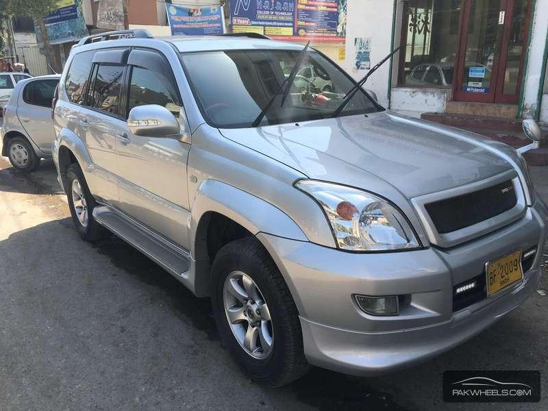 Toyota Prado 4.0 GX 2005 Image-1