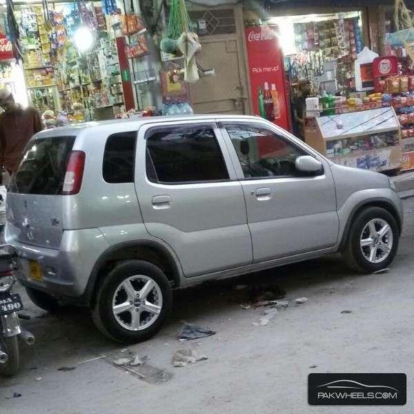 used suzuki kei a 2005 car for sale in quetta 1350584 pakwheels. Black Bedroom Furniture Sets. Home Design Ideas