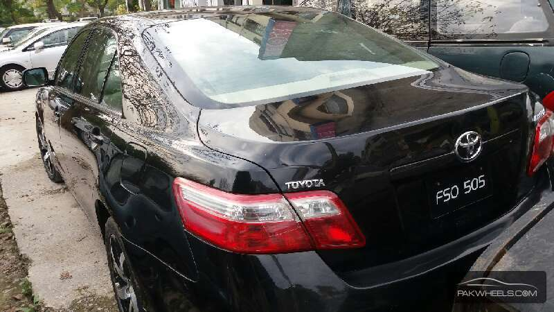 toyota camry 2006 for sale in islamabad pakwheels. Black Bedroom Furniture Sets. Home Design Ideas