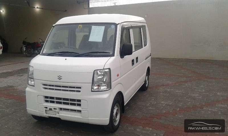 Suzuki Every PC 2011 Image-3