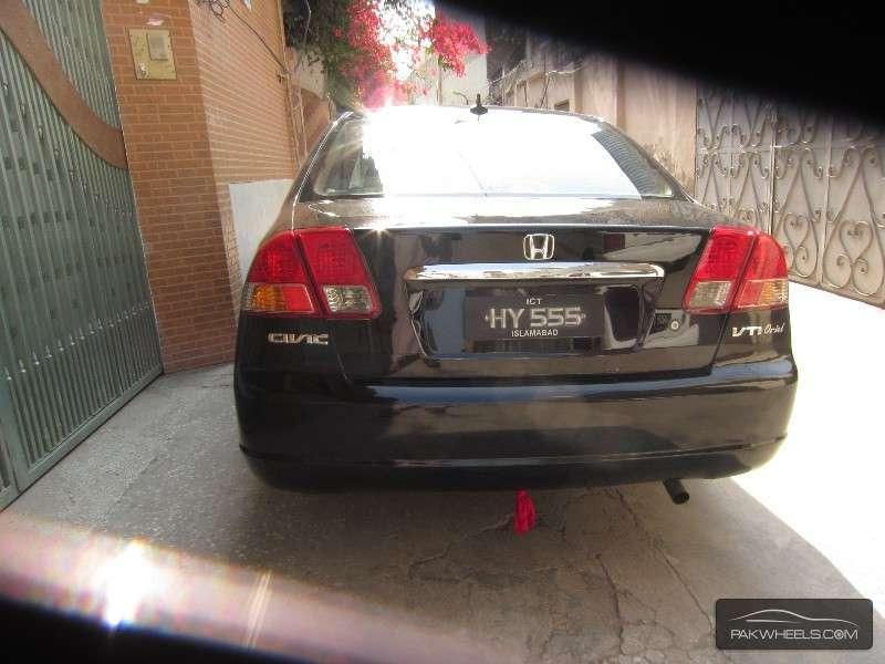 Honda Civic VTi Oriel 1.8 i-VTEC 2006 Image-5