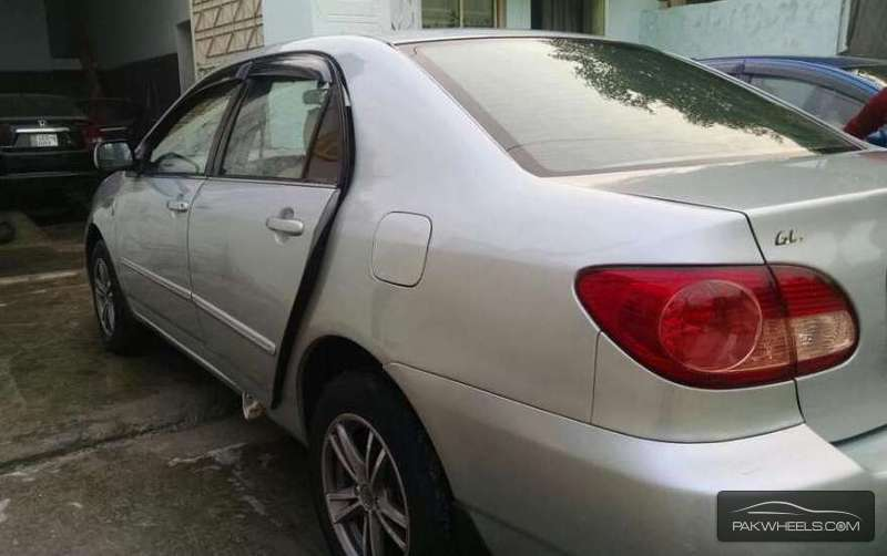 toyota corolla gli 1 3 2006 for sale in sahiwal pakwheels. Black Bedroom Furniture Sets. Home Design Ideas