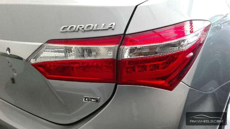 Toyota Corolla GLi Automatic 1.3 VVTi 2016 Image-6