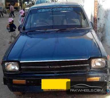 Toyota Starlet 1.0 1981 Image-1
