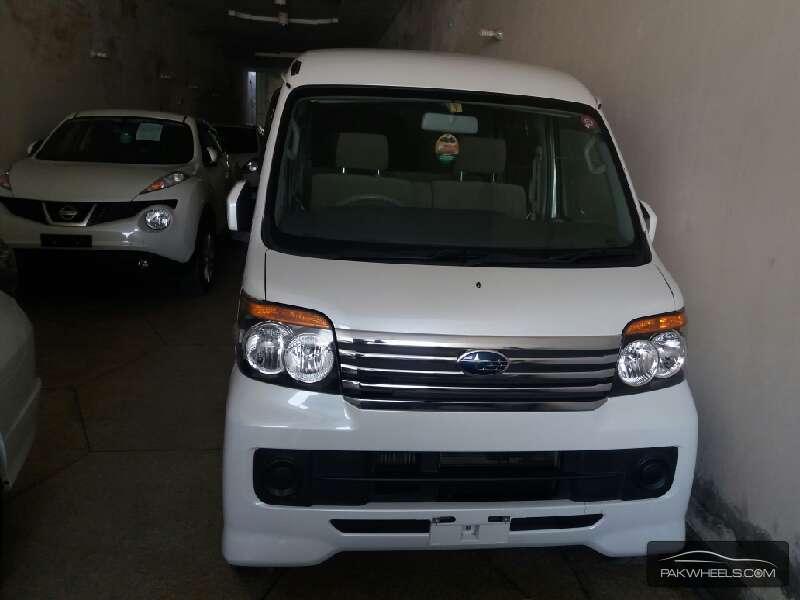 Subaru Dias Wagon 2010 Image-1