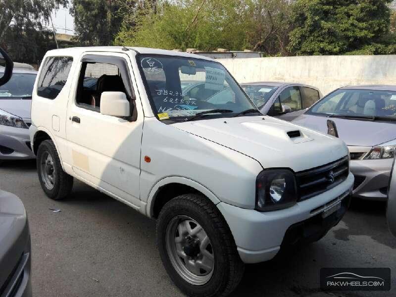 Suzuki Jimny JLSX 2013 Image-2