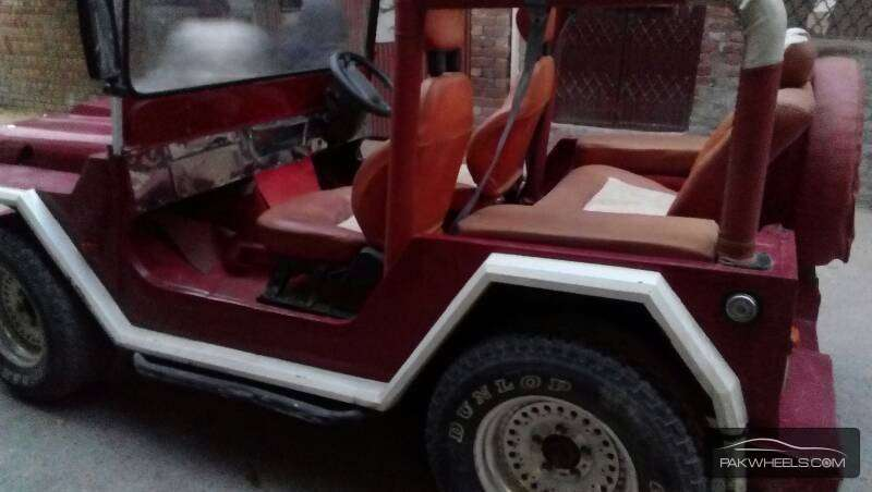 Jeep Other 1980 Image-8