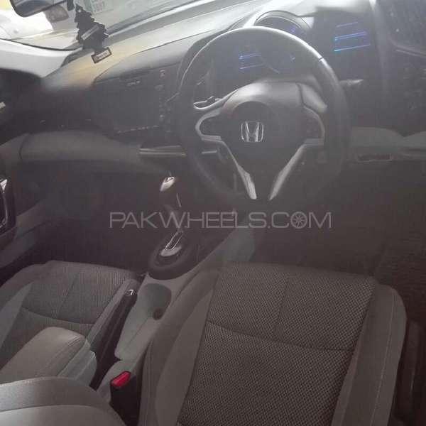 Honda CR-Z Sports Hybrid 2011 Image-4