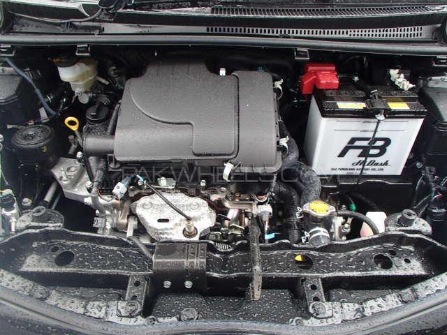 Toyota Vitz F Chambre A Paris Collection 1.0 2014 Image-4