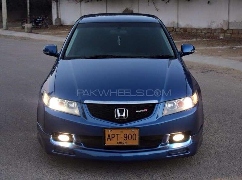 Honda Accord Euro R 2004 For Sale In Karachi Pakwheels