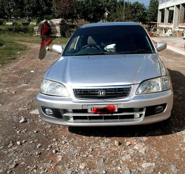 Honda City 2000 for sale in Islamabad | PakWheels