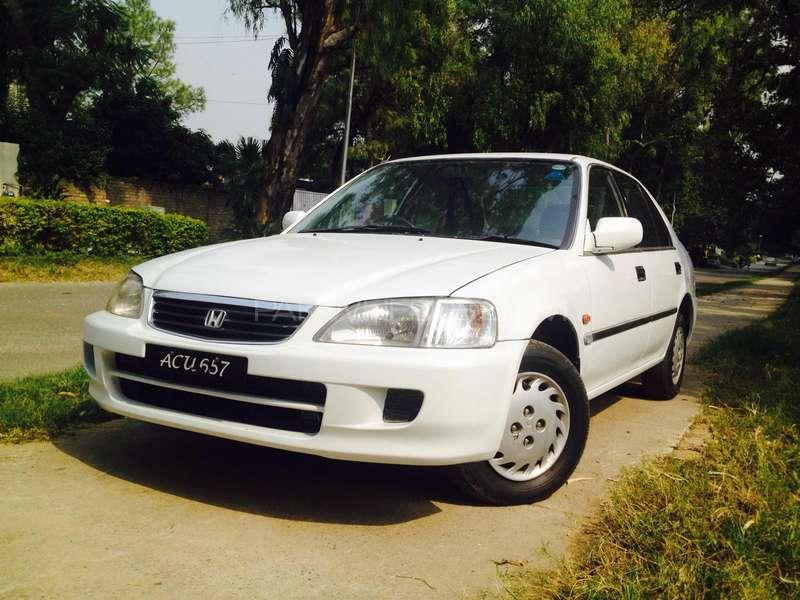 Honda City EXi S 2000 Image-2