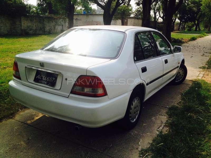 Honda City EXi S 2000 Image-4
