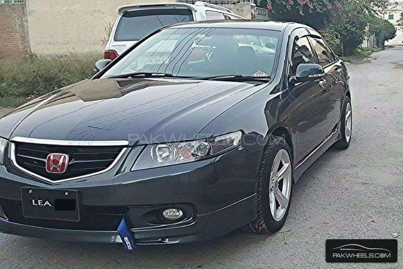 Honda Accord Cl7 2004 For Sale In Peshawar Pakwheels