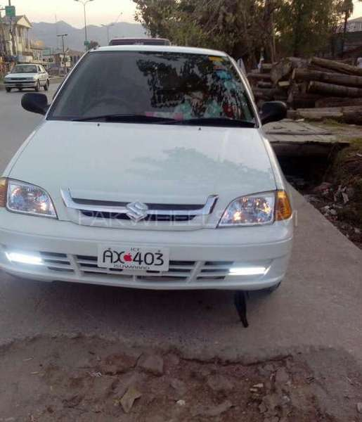 Suzuki Cultus Euro Ii 2014 For Sale In Abottabad Pakwheels