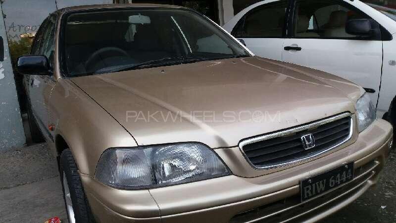 Honda Civic EX 1998 Image-1