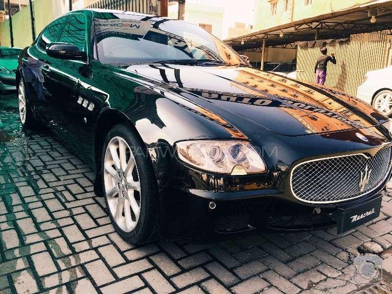 Maserati Quattroporte 2008 Image-1