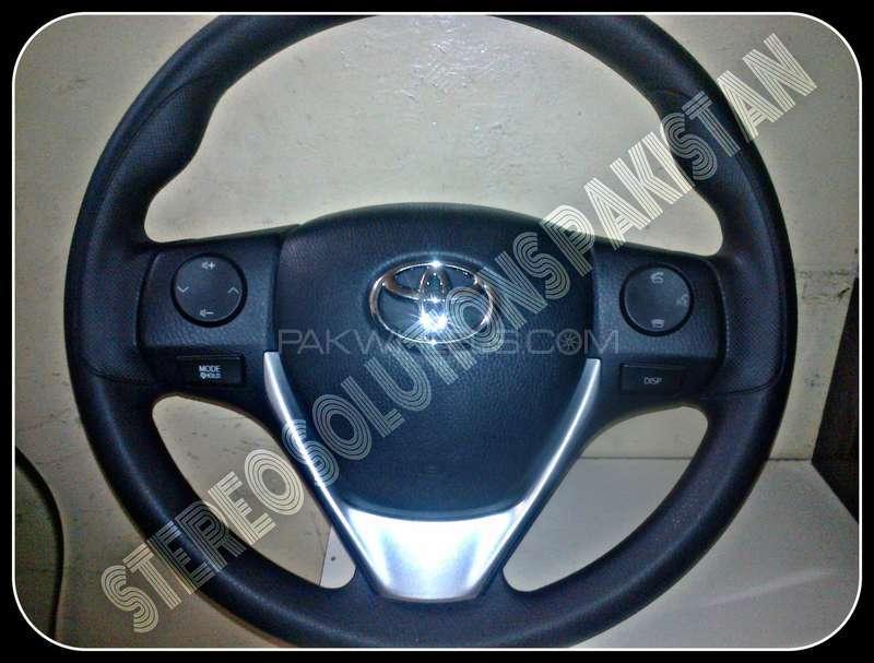 Toyota Axio(2012) Multi Media Button For Sale Image-1