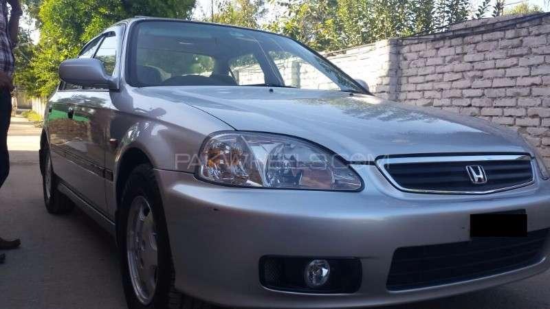 Honda Civic VTi Oriel 1.6 2001 Image-1