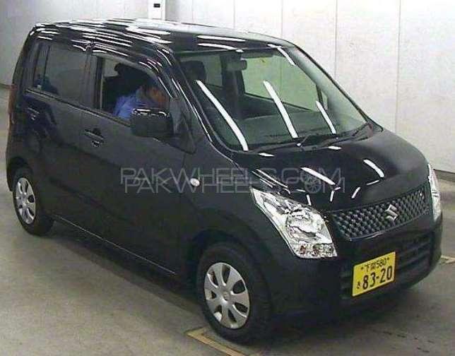 Suzuki Wagon R FX Limited 2012 Image-1