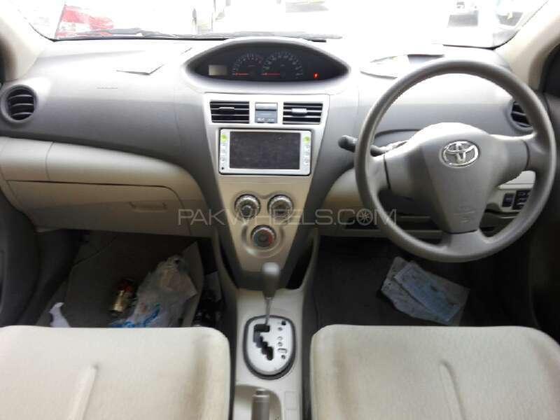 Toyota Belta X 1.0 2012 Image-6